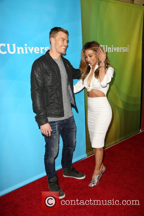 Alan Ritchson and Nicole Scherzinger 11