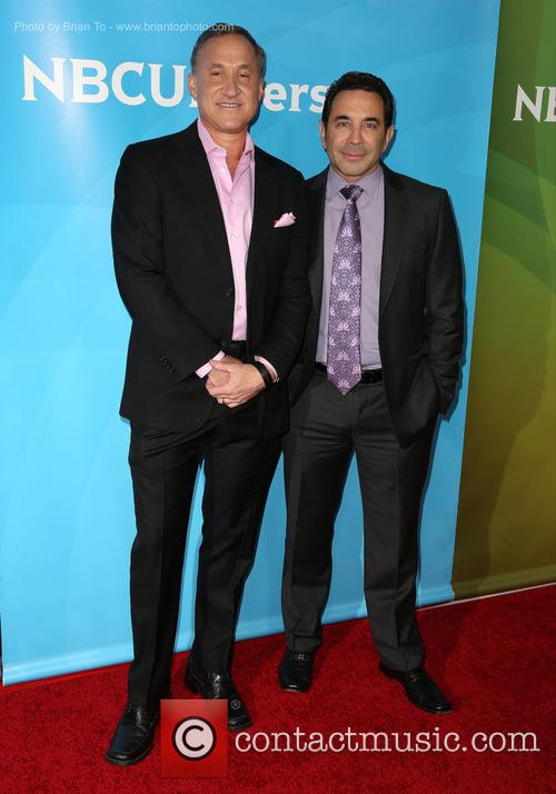 Dr. Terry Dubrow and Dr. Paul Nassif 2
