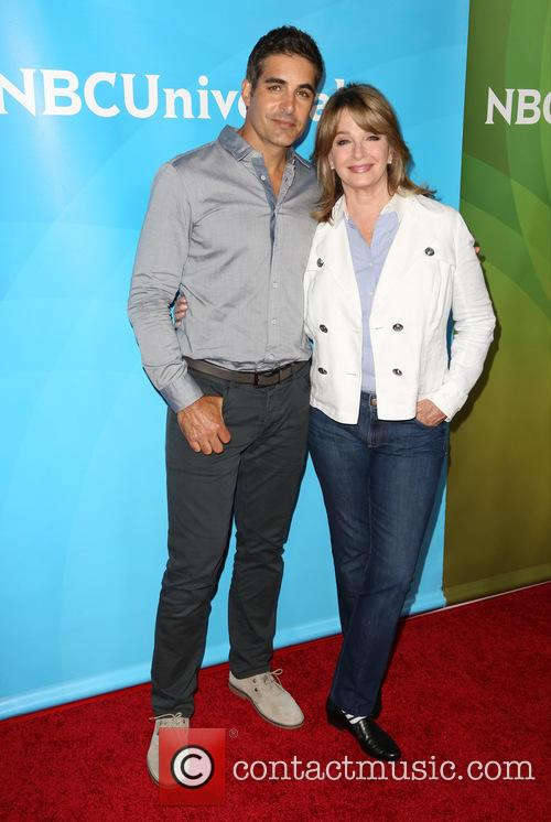 Galen Gering and Deidre Hall 8