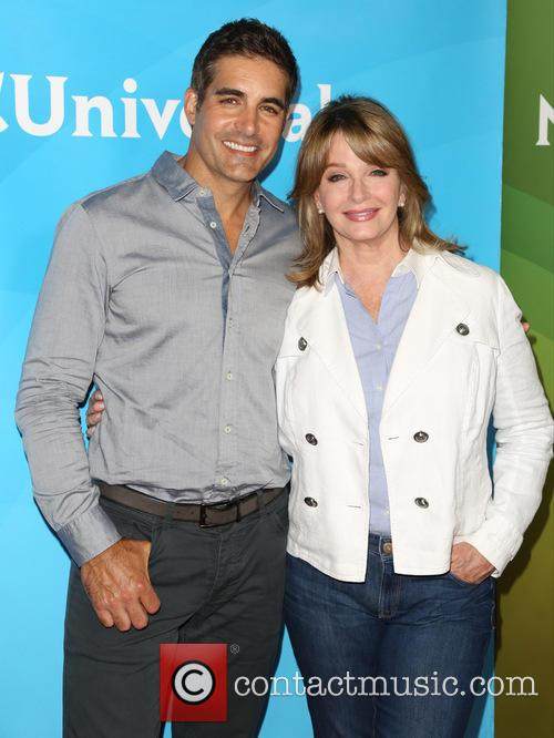 Galen Gering and Deidre Hall 9