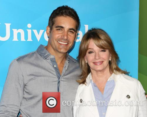 Galen Gering and Deidre Hall 10