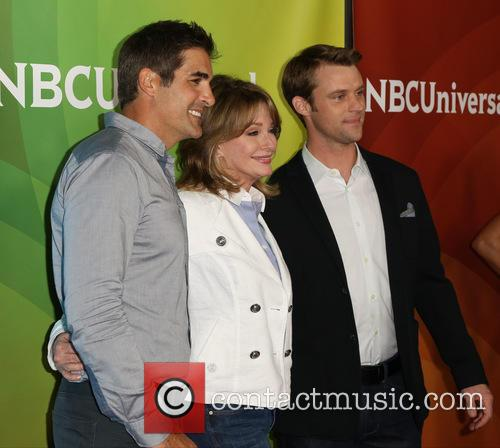 Galen Gering, Deidre Hall and Jesse Spencer 11