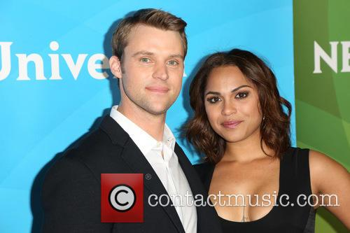 Jesse Spencer and Monica Raymund 5