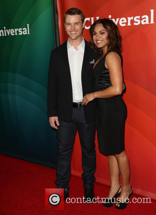 Jesse Spencer and Monica Raymund 8