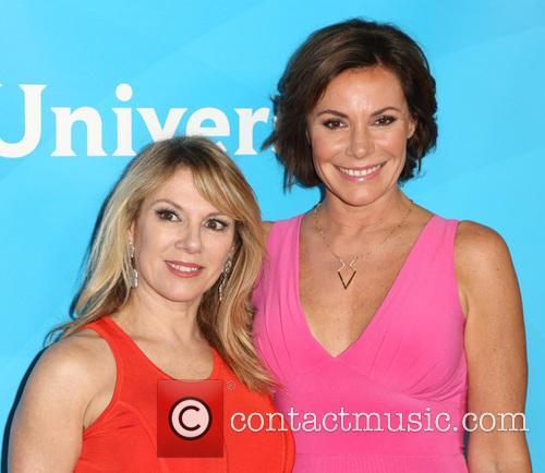Ramona Singer and Luann De Lesseps 11