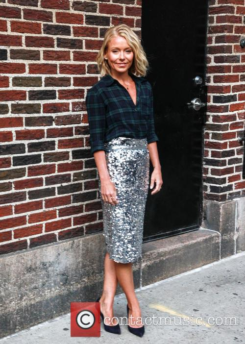 Kelly Ripa 8