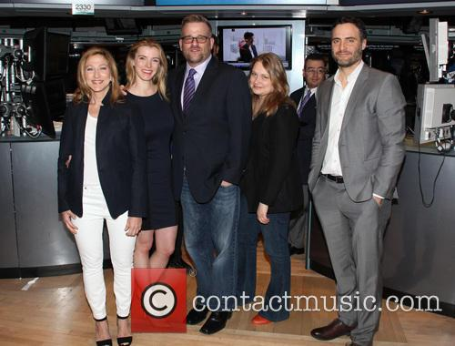 Edie Falco, Betty Gilpin, Stephen Wallem, Merritt Wever and Dominic Fumusa 4