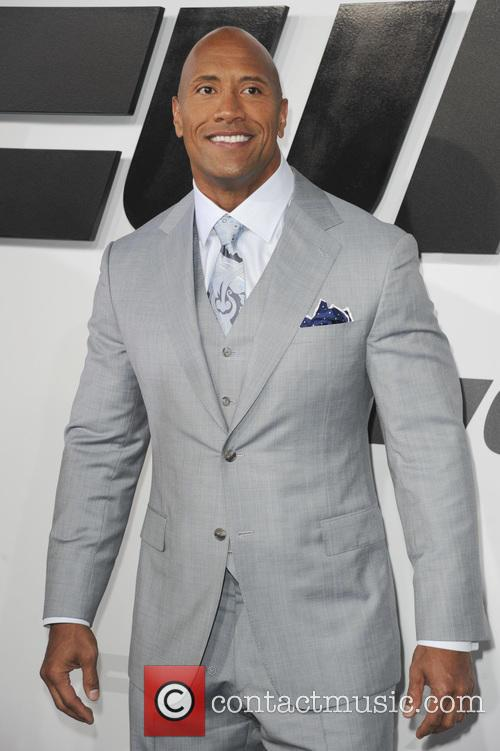 Dwayne Johnson 3