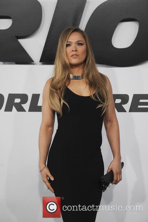 Ronda Rousey 1
