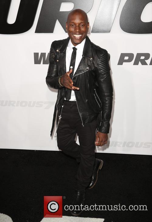Tyrese Gibson 5