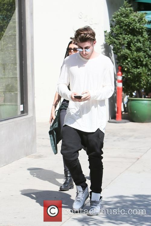 Sofia Richie and Miles Canter 10
