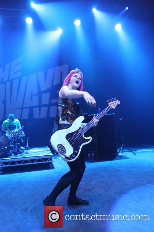 The Subways and Charlotte Cooper 3