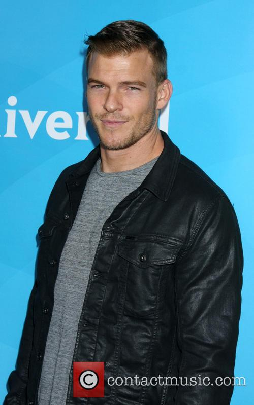 Alan Ritchson - 2015 NBCUniversal Summer Press Day | 12 Pictures | Contactmusic.com
