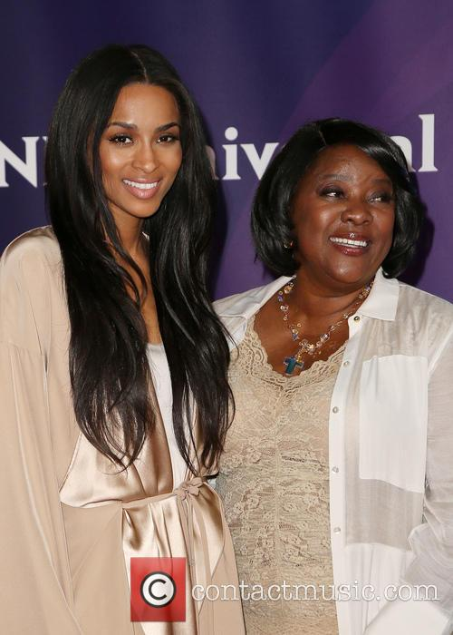 Ciara and Loretta Devine 5