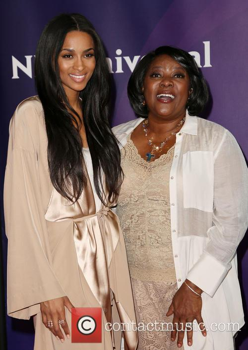 Ciara and Loretta Devine 6