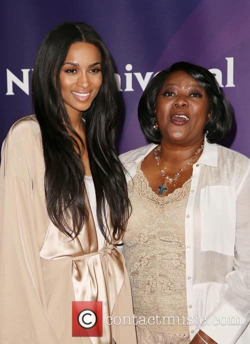 Ciara and Loretta Devine 7