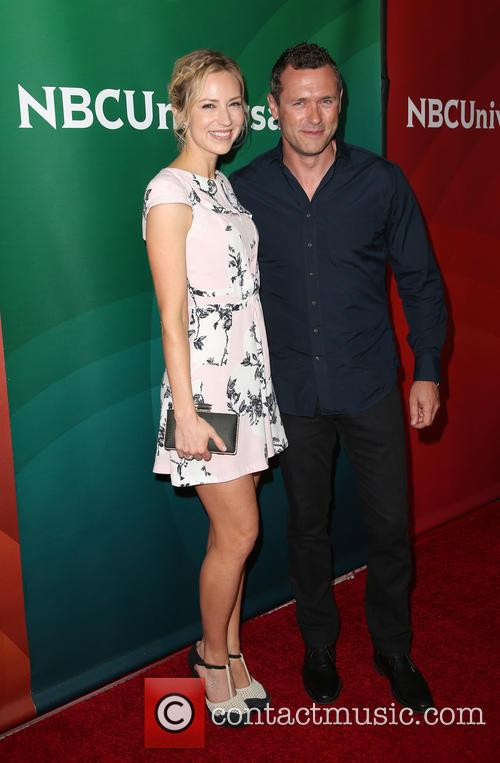 Beth Riesgraf and Jason O'mara 6