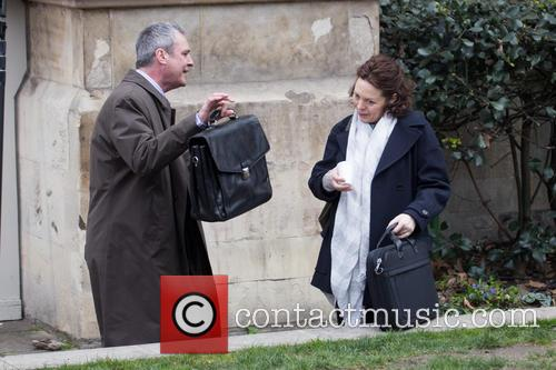 Olivia Colman and Neil Morrissey 3