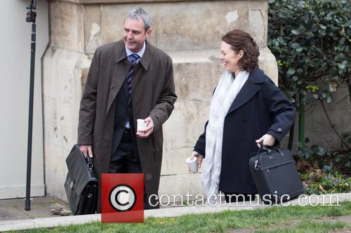 Olivia Colman and Neil Morrissey 5