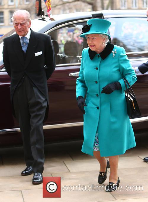 Queen Elizabeth Ii and Prince Philip 6