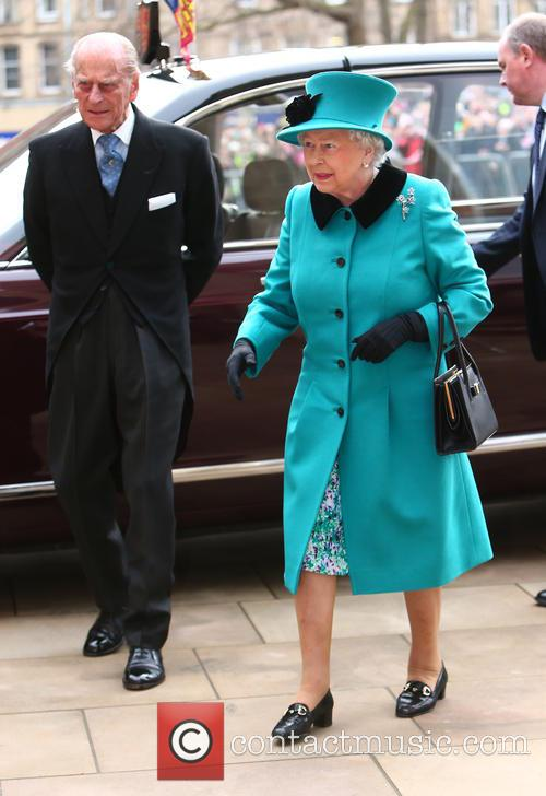 Queen Elizabeth Ii and Prince Philip 8