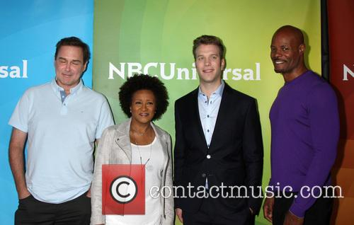 Norm Macdonald, Wanda Sykes, Anthony Jeselnik and Keenen Ivory Wayans