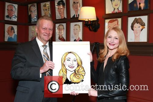 The Elephant Man Cast Members Portraits at Sardi's