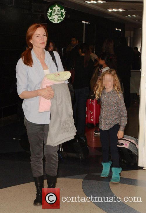 Marcia Cross and Eden Mahoney 9