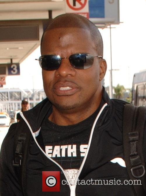 Ricky Bell (singer) New Edition New Edition singer Ricky Bell arrives at Los