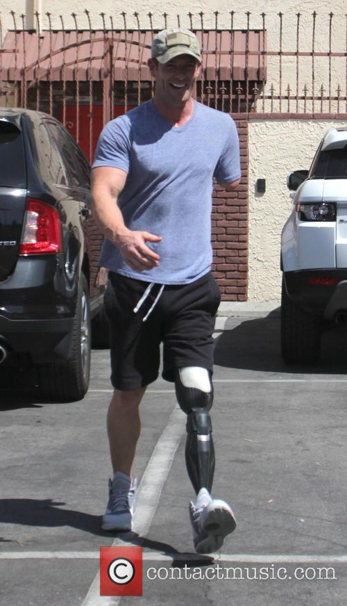 Dancing With The Stars and Noah Galloway 2