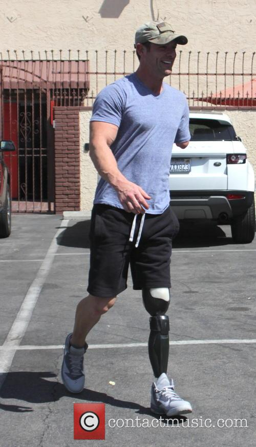 Dancing With The Stars and Noah Galloway 3