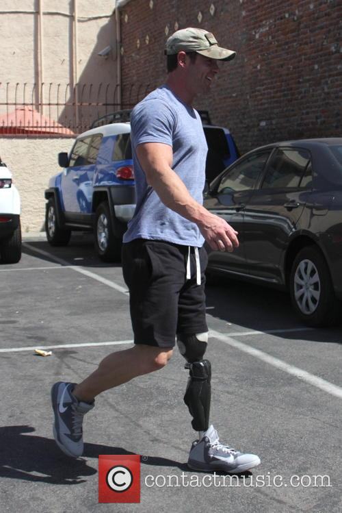Dancing With The Stars and Noah Galloway 4