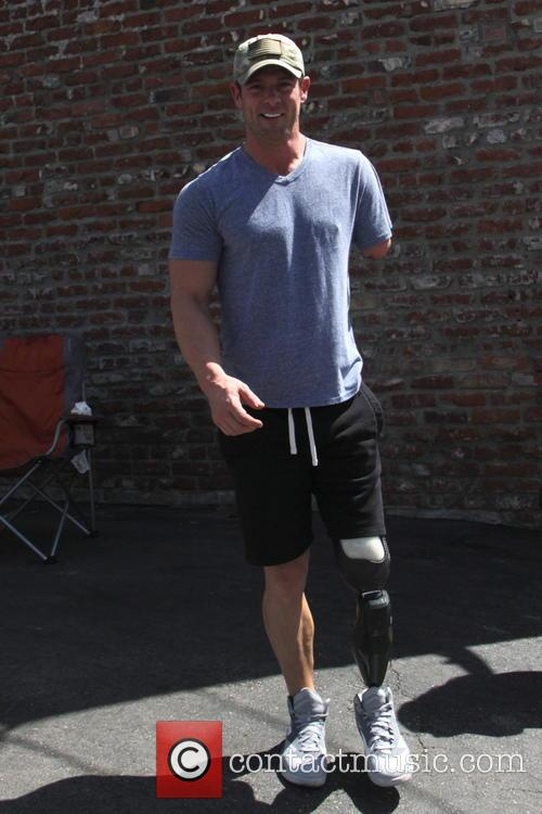 Dancing With The Stars and Noah Galloway 5