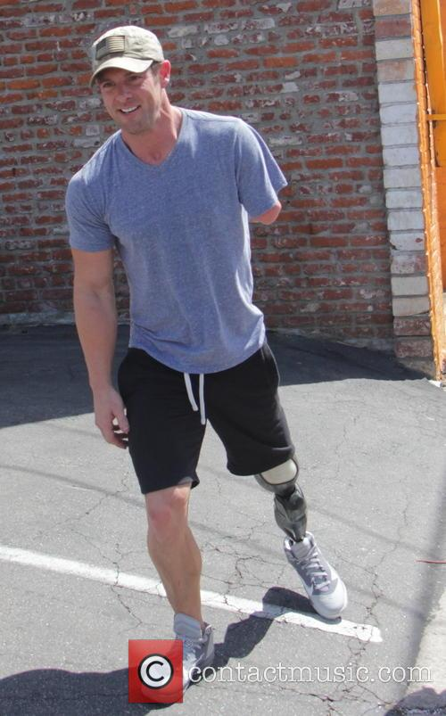 Dancing With The Stars and Noah Galloway 6