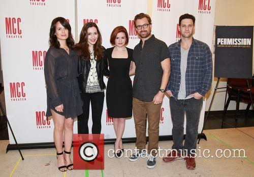 Elizabeth Reaser, Talene Monahon, Nicole Lowrance, Lucas Near-verbrugghe and Justin Bartha 4
