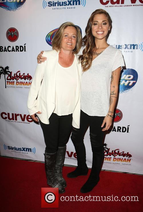 Mariah Hanson and Christina Perri 3