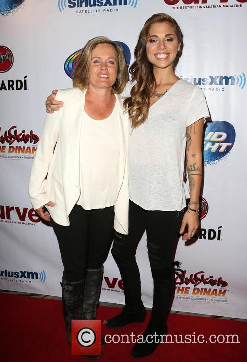 Mariah Hanson and Christina Perri 4