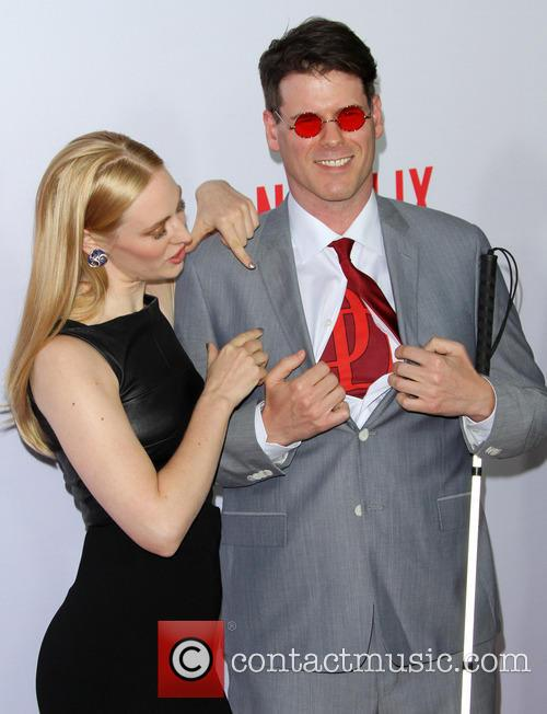 Deborah Ann Woll and E.j. Scott 10