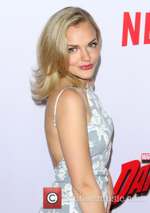 Daredevil and Madeline Brewer 1