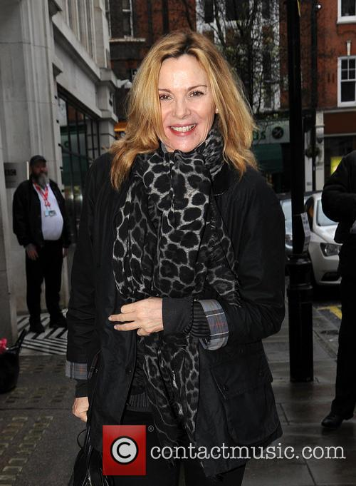 Kim Cattrall Reveals Chronic Insomnia Was The Reason For 'Linda' Play Departure