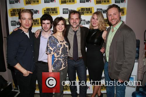 Daniel Abeles, Brian Miskell, Margo Seibert, Jeb Brown, Lusia Strus and Chris Kipiniak