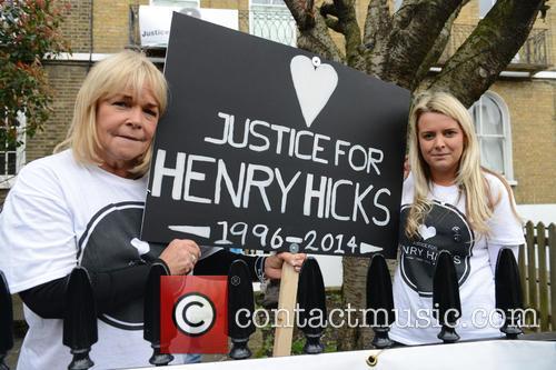 Linda Robson and Claudia Hicks 1