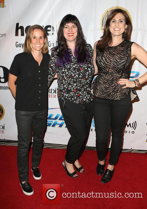 Christin Baker, Bridget Mcmanus and Guest 2