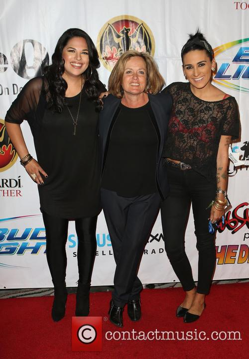 Rose Garcia, Mariah Hanson and Romi Klinger 6