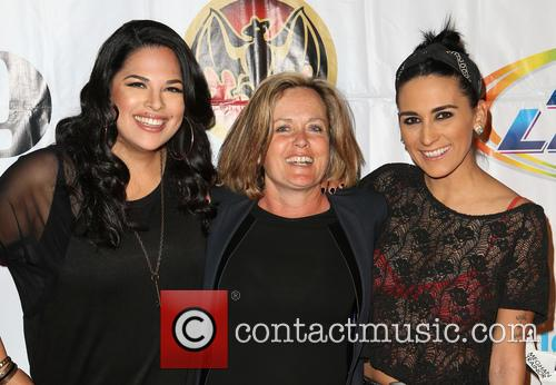 Rose Garcia, Mariah Hanson and Romi Klinger 7