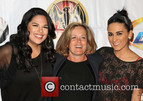 Rose Garcia, Mariah Hanson and Romi Klinger 8