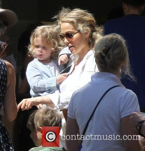 Elizabeth Berkley and Sky Lauren 11