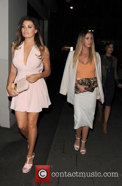 Jessica Wright and Lauren Pope 8