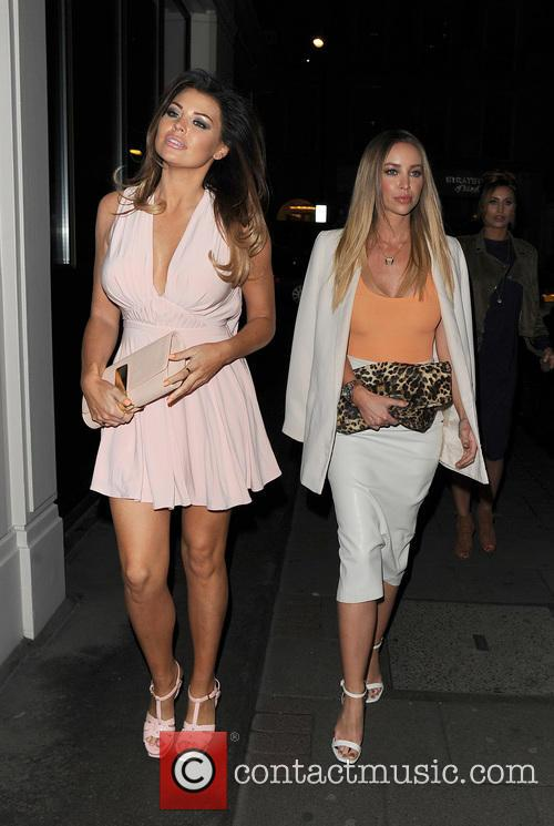 Jessica Wright and Lauren Pope 10