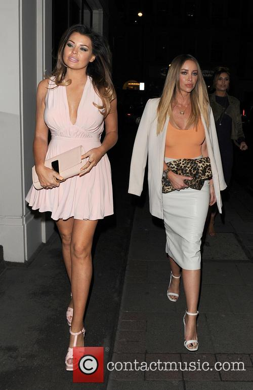 Jessica Wright and Lauren Pope 1